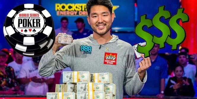 John Cynn ได้รับรางวัล WSOP Main Event 2018 ด้วยเงิน 8.8 ล้านเหรียญ